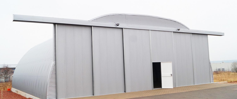 LS-Lagerhallen Hangar