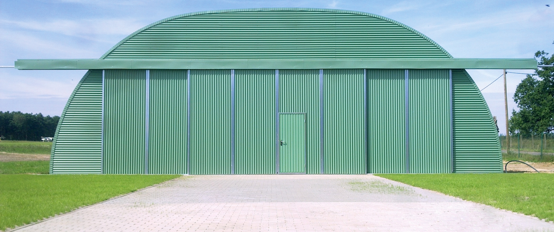 LS-Lagerhallen Rundbogen